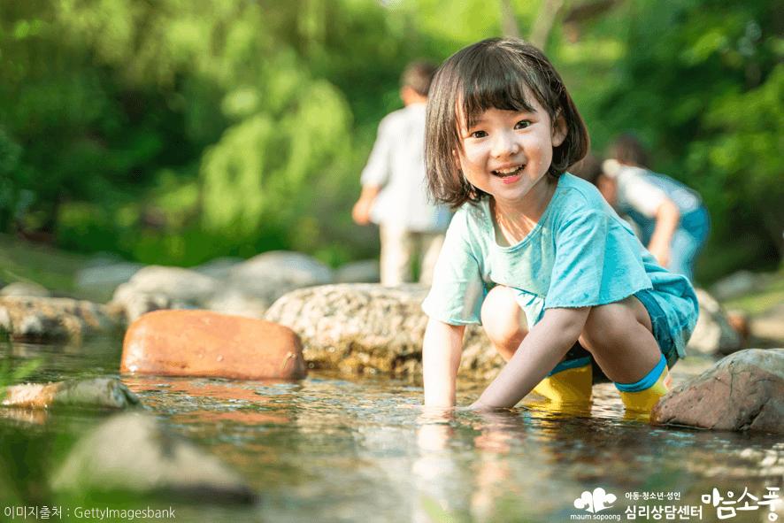 아동놀이치료, 모래놀이치료 - 서툰 표현 속에 가려진 아이의 감정